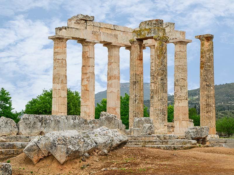 Ναός του Διός – Αρχαία Νεμέα