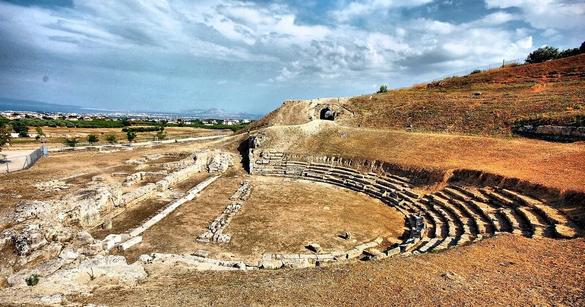 Αρχαίο Θέατρο Σικυώνας